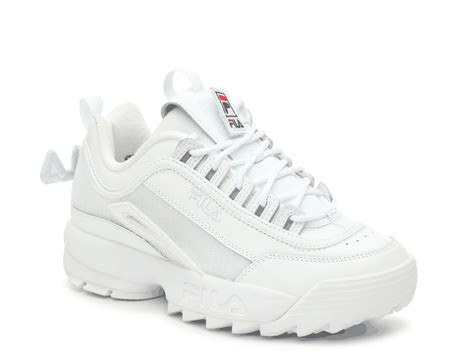Dsw Fila White Sneakers