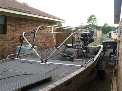 Duck Boat Blind Plans Pictures Jobs