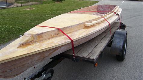 Duck Boat Plans Kits