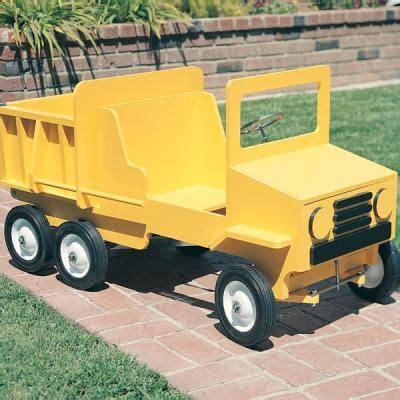 Dump-Truck-Pedal-Car-Plans