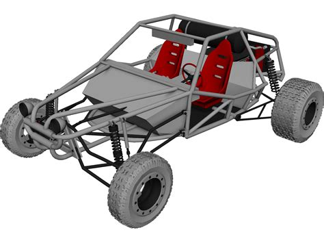 Dune Buggy 3d Model Free Download