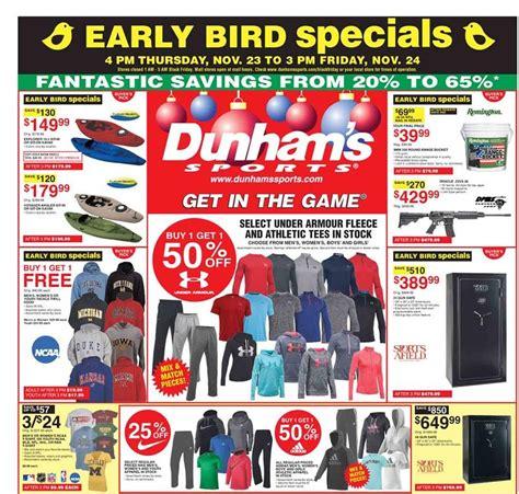 Dunhams Black Friday And Gamo Whisper Silent Cat Air Rifle