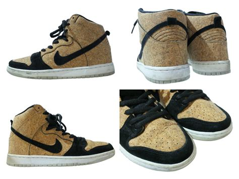 Dunk HIGH Premium SB 'Cork' - 313171-026