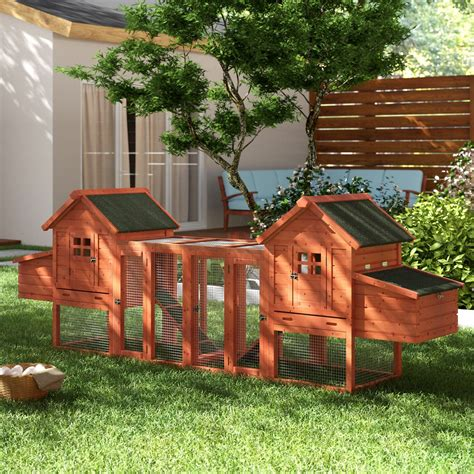 Duplex-Chicken-Coop-Plans