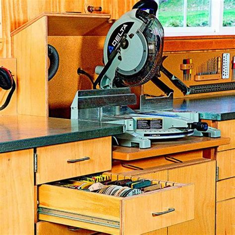 Dust Collection For Miter Saw Plans