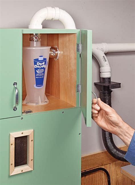 Dust Collector Plans For Woodworking
