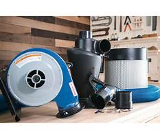 Best Dust collector system design