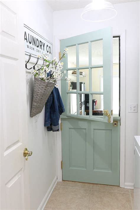 Dutch Door DIY Exterior