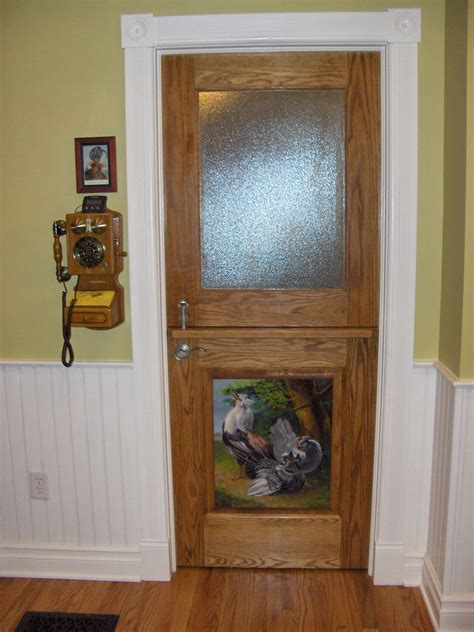Dutch Door Interior DIY