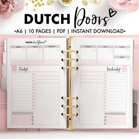 Dutch Door Planner