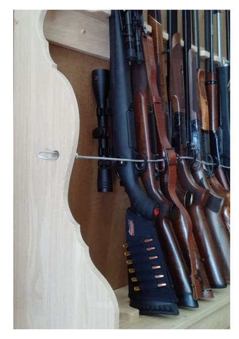 Dutch Hanging Gun Rack