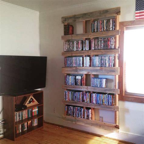 Dvd-Bookcase-Diy