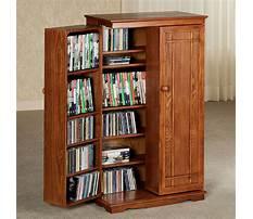Best Dvd media cabinet with doors