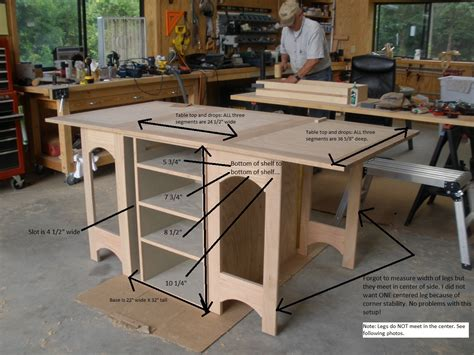 Dyi-Plans-For-Quilters-Table