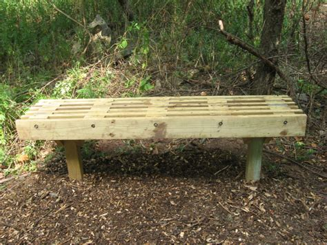 Eagle Project Bench Plans