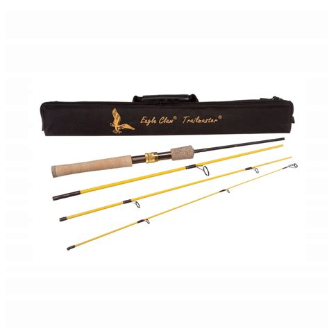 Eagle Claw Trailmaster Pack Rods And Reloading Supplies In Orange County Ca