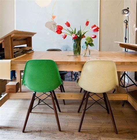 Eames-Style-Chair-Farmhouse-Table