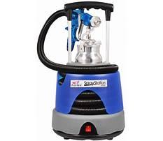 Best Earlex spray station hv5500 pro hvlp system product tour