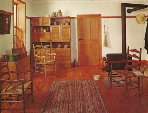 Early-American-Furniture-Plans