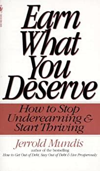 [pdf] Earn What You Deserve How To Stop Underearning Start Thriving.