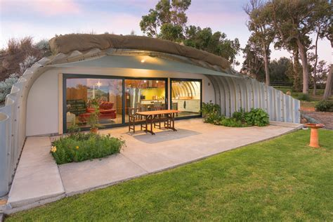 Earth Sheltered Home Plans Canada