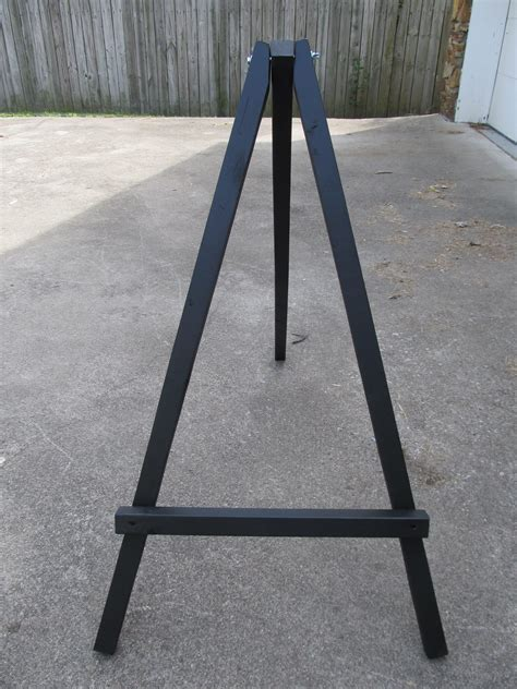 Easel Stand For Floor Mirror Diy