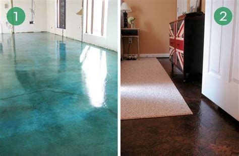Easiest Diy Concrete Floor Finishing