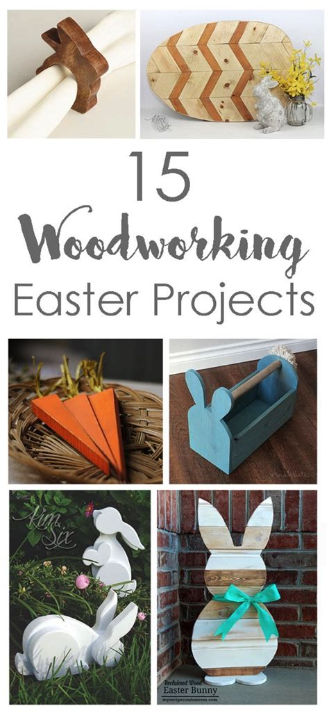 Easter Diy Wood Projects