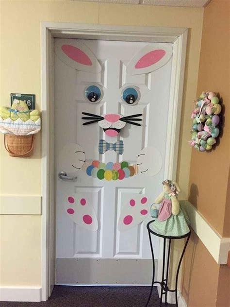 Easter Door Decorations DIY
