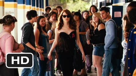 @ Easy A Official Trailer 1 - 2010 Hd.