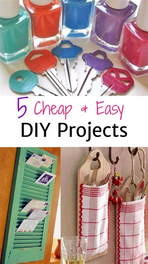 Easy Beauty Diy Projects