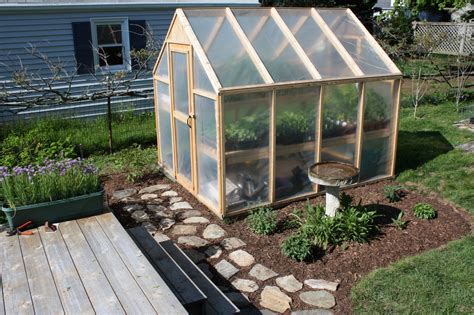 Easy Build Greenhouse Plans