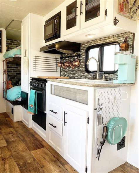 Easy Cabinets For A Camper