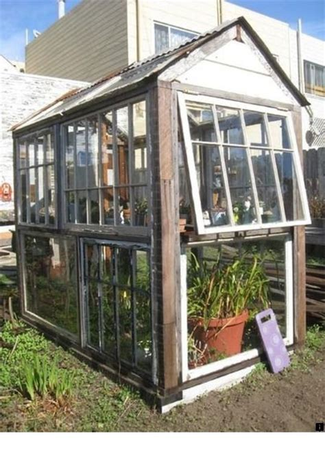 Easy Cheap Diy Greenhouse