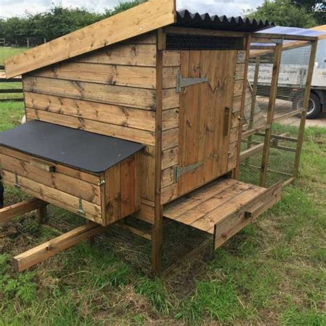 Easy Chicken Coop Plans DIY