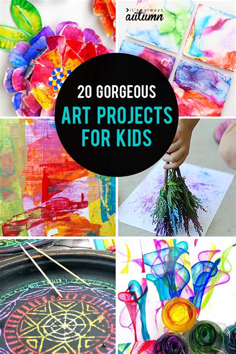 Easy Cool Art Projects