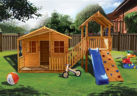 Easy Cubby House Plans