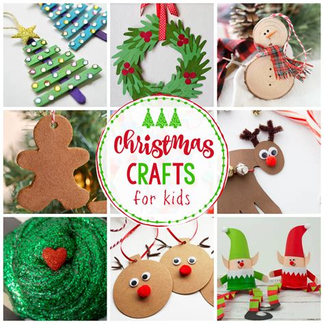 Easy DIY Kid Projects Christmas