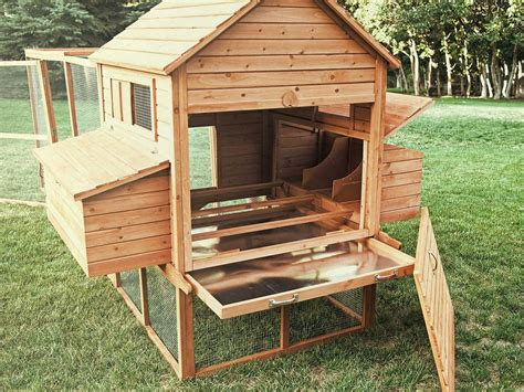 Easy Diy Backyard Chicken Coop