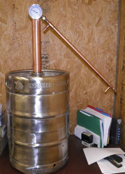 Easy Diy Beer Keg Liquor Still