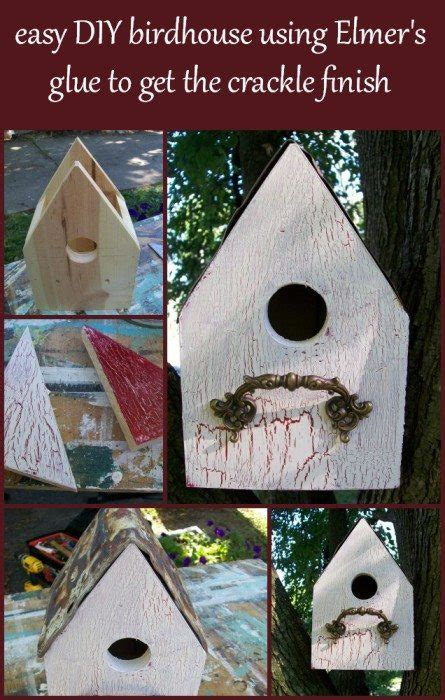 Easy Diy Birdhouse Using Repurposed Materials