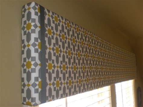 Easy Diy Box Valance