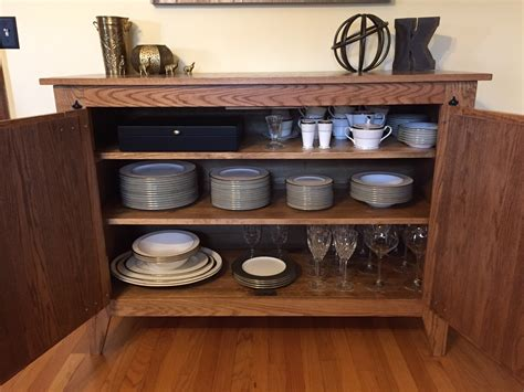 Easy Diy Buffet Table