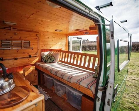 Easy Diy Campervan Bed