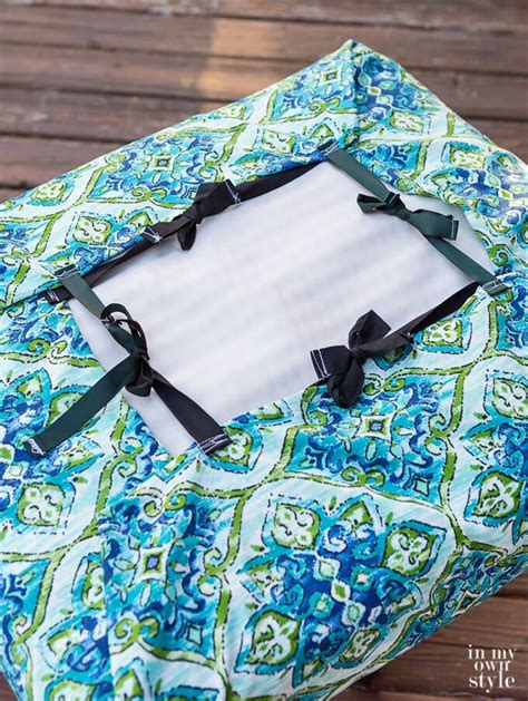 Easy Diy Chair Sashes