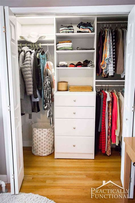 Easy Diy Closet Makeover