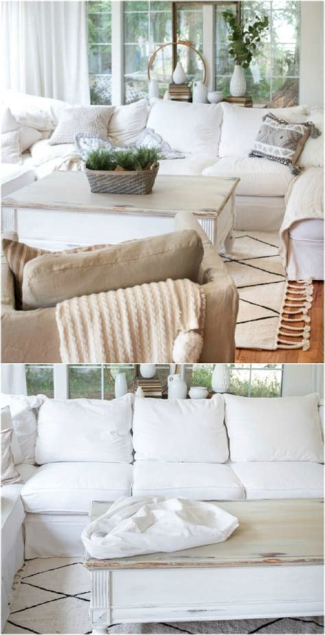 Easy Diy Couch Slipcover