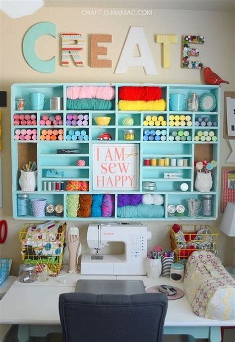 Easy Diy Craft Room Ideas