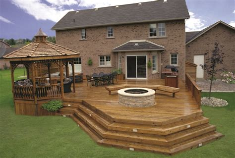 Easy Diy Deck Plans