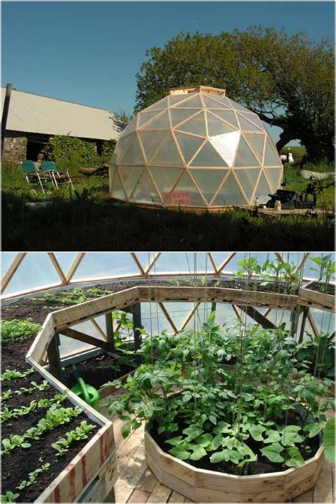 Easy Diy Dome Greenhouse